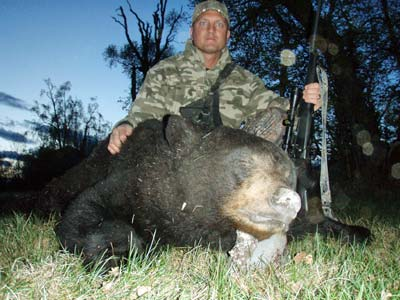 Black Bear Hunting Guides in Alaska